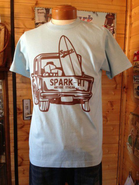 SPARKサーフトラックTシャツ