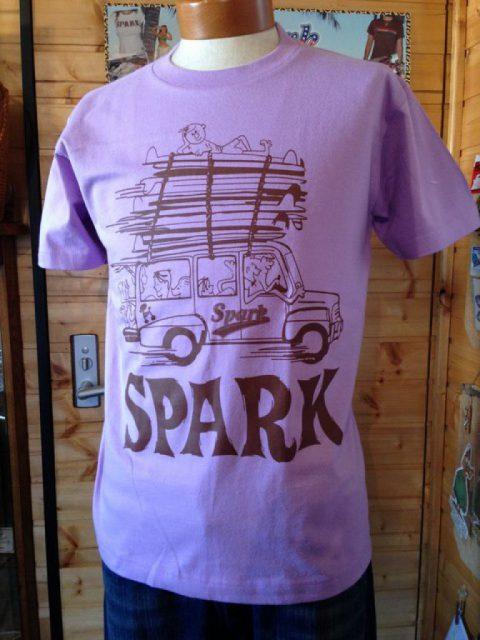 ウッディ SPARK Tシャツ