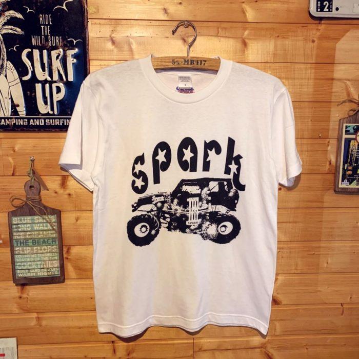 SPARKジープT-shirt